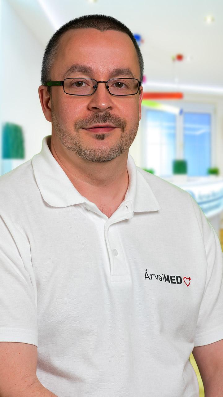 Dr. Hegede Gábor